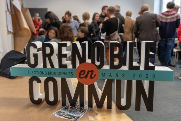 Grenoble en Commun French Tech