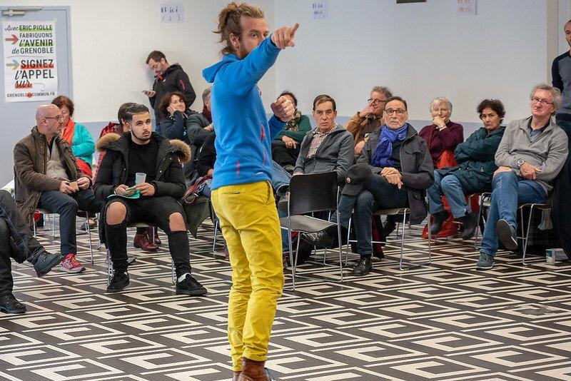 Grenoble ateliers citoyens