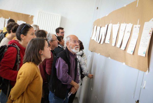 Projet municipales 2020 Grenoble