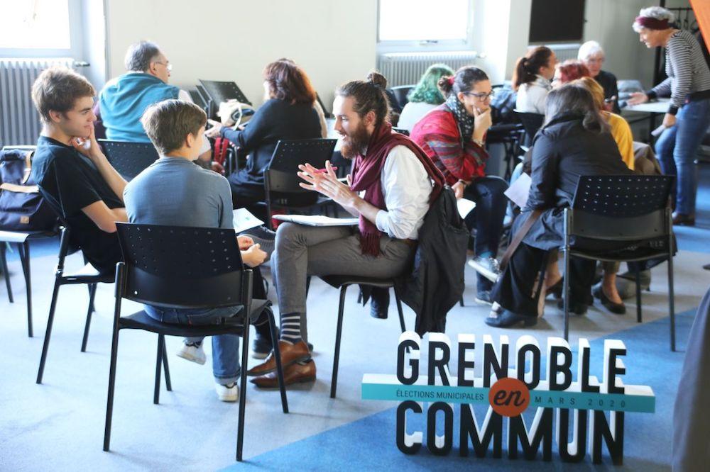 Fabrique en ville jeunesse Grenoble
