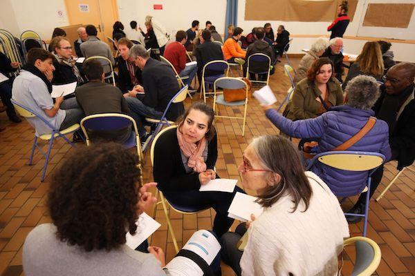 réunion novembre Grenoble en Commun