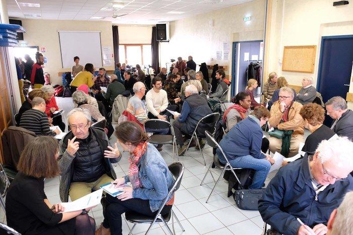 Appel citoyen Grenoble en Commun