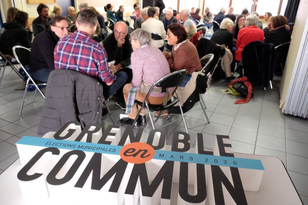 Fabrique en ville Grenoble en Commun