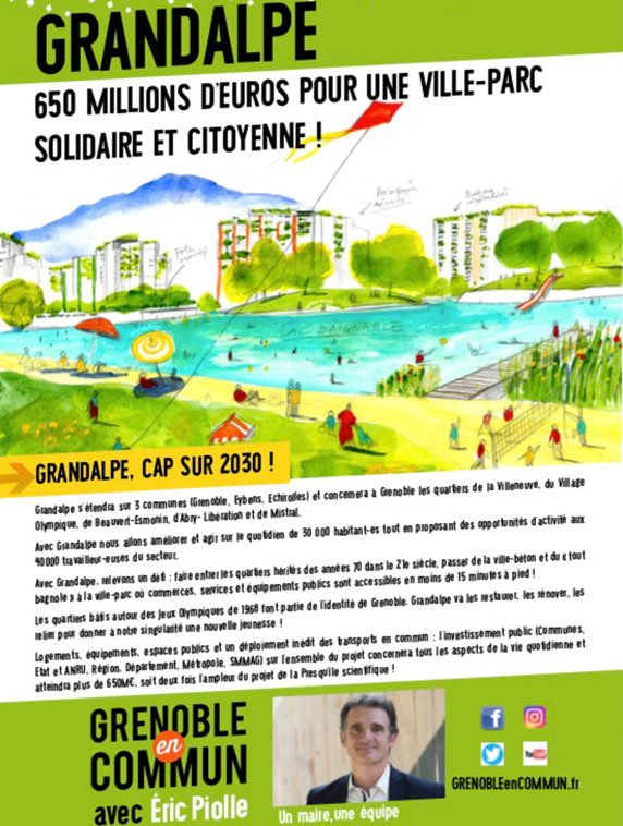 Programme Grenoble en Commun