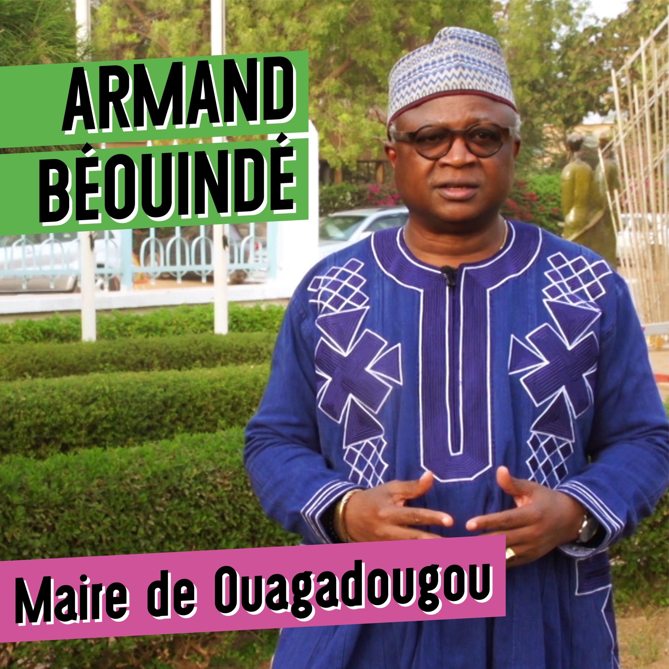 Armand Béouindé