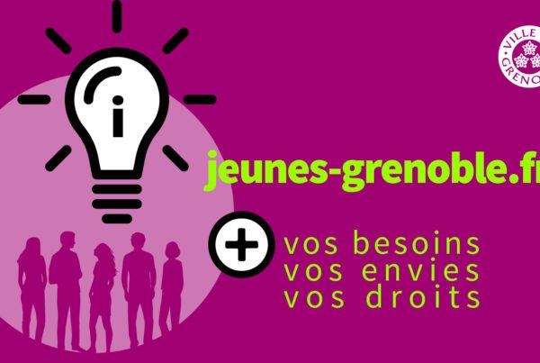 Plateforme jeunes-grenoble.fr