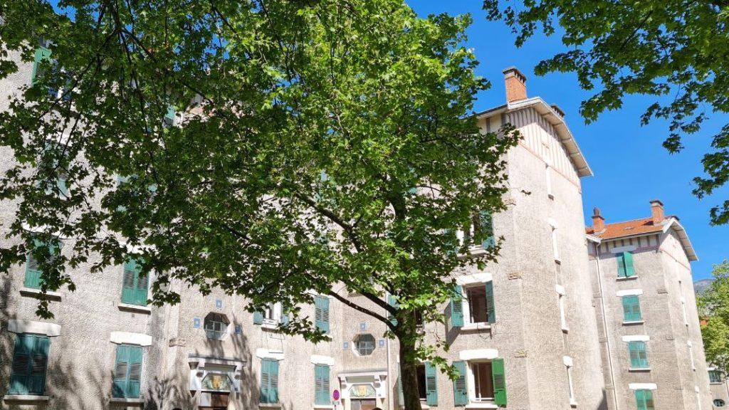 Grenoble Urbanisme tactique Volets verts